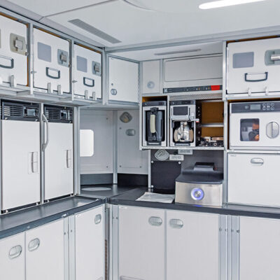 Galley Scald Protection To Protect Airline Crews