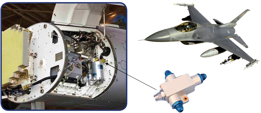 Avionics Cooling TBVs
