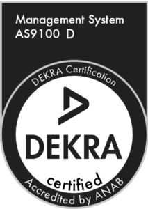 ThermOmegaTech Quality AS9100D Certification
