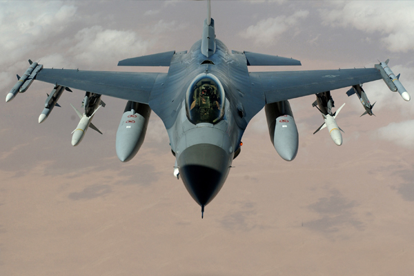 Electronics Cooling on F-16 Fighting Falcon Aircraft