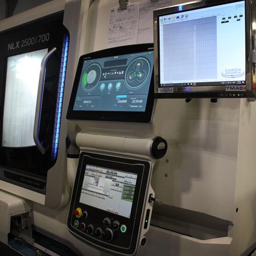Manufacturing Capabilities - Machining