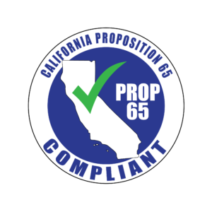 California Prop 65 Compliant
